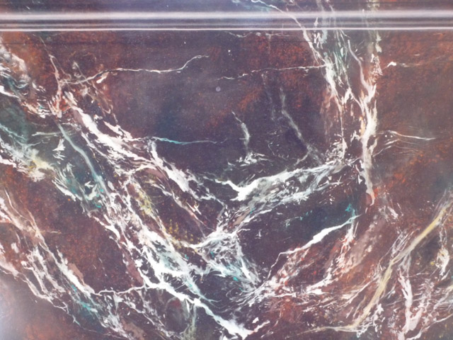 Finto marmo- Levanto