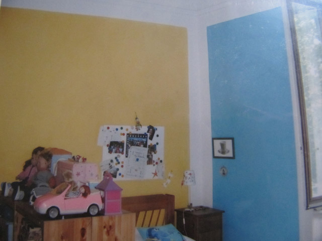 Colori alle pareti