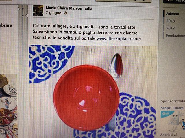 MARIE CLAIRE MAISON ITALIA ONLINE