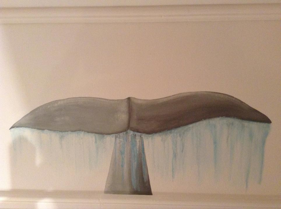 Pesci per una stanza-Realizzato con Francesca Plevani