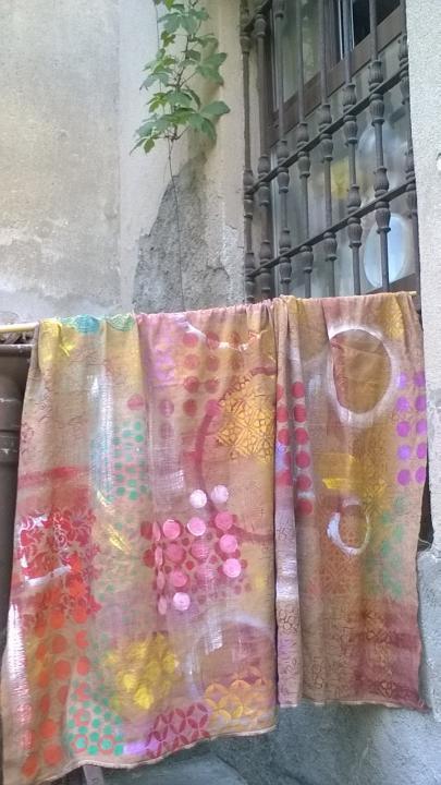 Lino dipinto
