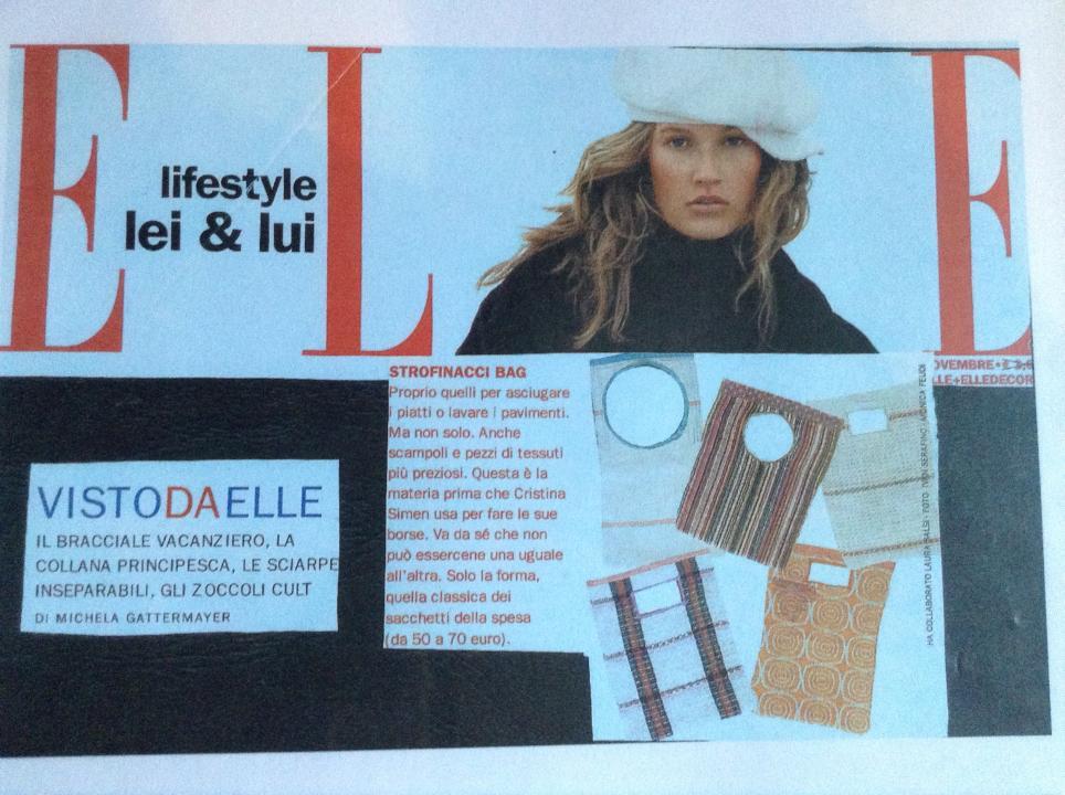Borsette - ELLE - 2002